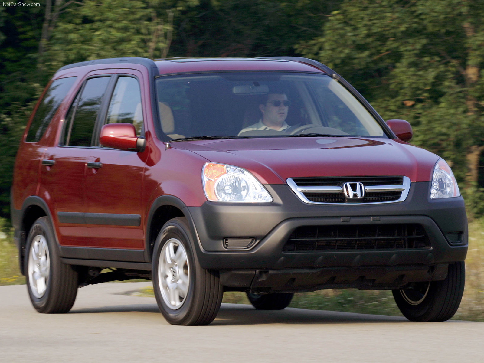 Honda CR-V Crossover 2002